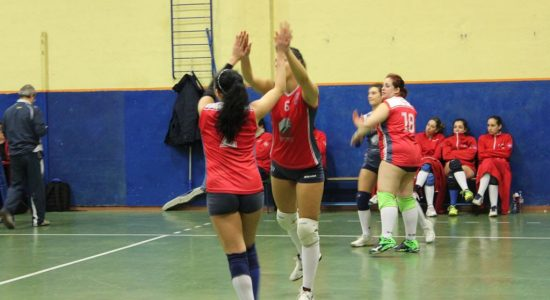 Volley prealpino